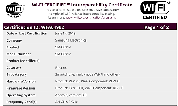 Oreo for Samsung Galaxy S7 Active coming soon - GSMArena com