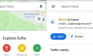 Google Maps gets updated Material Design language and some small new features