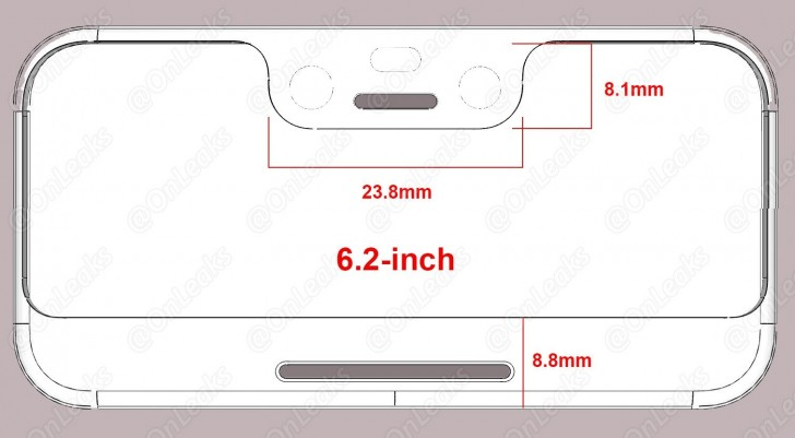 Google Pixel 3 and Pixel 3 XL appear in CAD-based renders