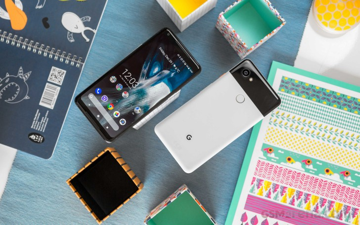 Here are all the codenames associated with the Google Pixel 3
