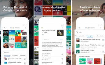 Google Podcasts support coming to Android Auto soon