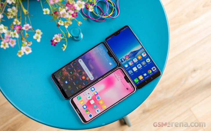 Huawei wants to lead the market with 5G phones