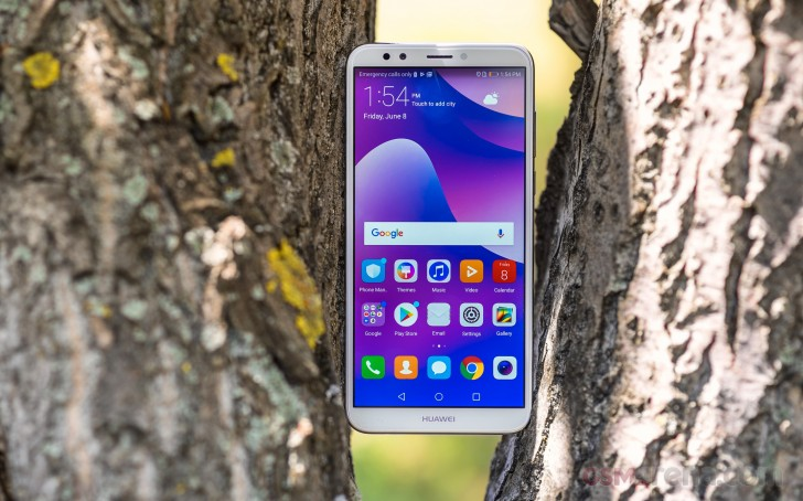 Huawei Y7 Prime (2018) in for review - GSMArena com news