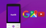 KaiOS to get Google Maps, YouTube, Search and Assistant as Google invests in company