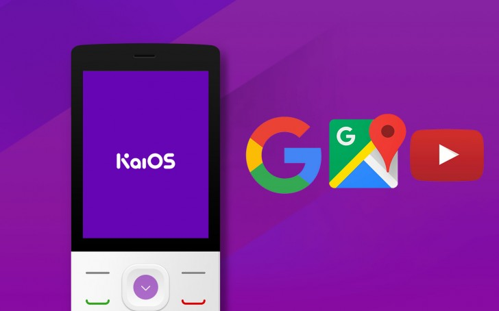 KaiOS to get Google Maps, YouTube, Search and Assistant as Google