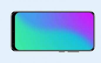 Lenovo Z5 leaks with a bottom bezel