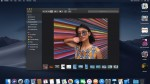 Finder's Gallery view - macOS Mojave