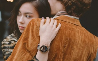 Marc Jacobs releases Riley Touchscreen watch with Android Wear