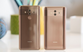 Huawei Mate 10 and Mate 10 Pro get EMUI 8.1 open beta in China, based on Android 8.1