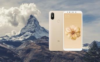 Xiaomi Mi A2 appears on Swiss site, sales start in August
