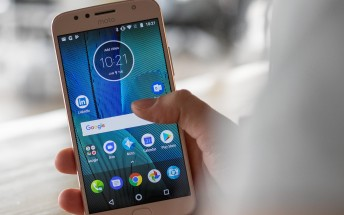 Motorola is currently running soak test for Android 8.1 Oreo on the Moto G5S Plus