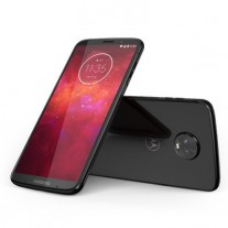 Moto Z3 Play Onyx color