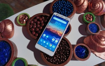 Nokia 3.1 roll out continues, now available in UAE