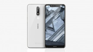 Supposedly the Nokia 5.1 Plus renders
