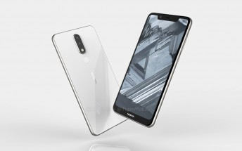 Nokia 5.1 Plus spotted on TENAA, some of the specs revealed