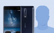 Nokia 8 Sirocco, 7 plus and two others to gain face unlock via an update