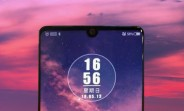 ZTE nubia Z18 photographed in the wild