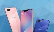 Oppo A5 leaks: adds a dual camera and a notch to the Realme 1 formula