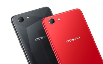 Oppo accidentally lists A73s on official website, Realme1 under a different name?