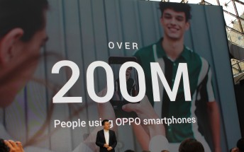 Oppo officially enters Europe as it hits 200 million users