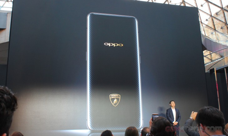 Oppo Find X Lamborghini Edition Arrives On August 10 For 1 500