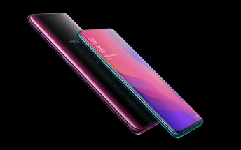 Oppo Find X goes official with a pop-up slider with three cameras