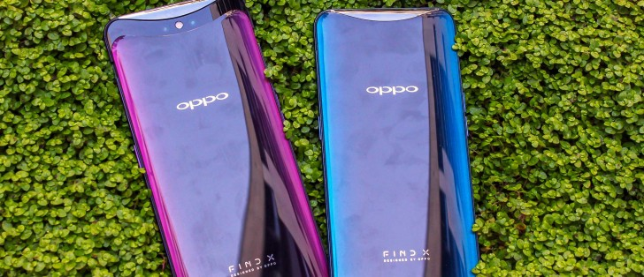 Oppo confirms Find X will arrive in UK - GSMArena com news