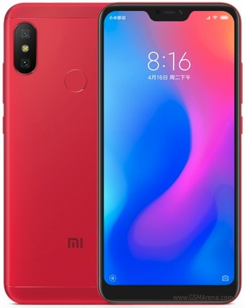 Xiaomi Redmi 6 Pro goes official with 19:9 notched screen