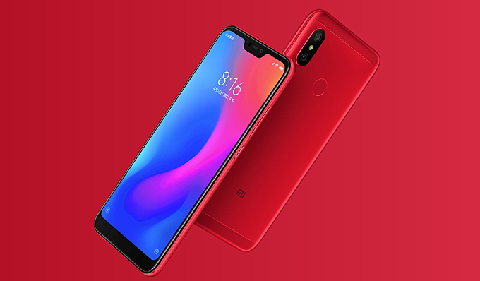 Xiaomi Redmi 6 Pro Goes Official With 19 9 Notched Screen Gsmarena