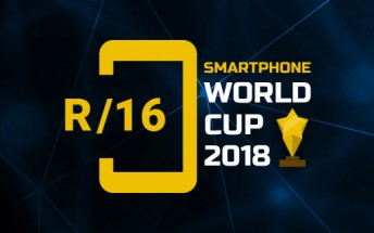 Smartphone World Cup: Round of 16, part 1