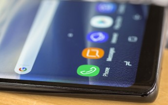 Another semi-modular bezel-less smartphone design surfaces, this time from Samsung