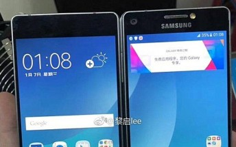 Canceled Samsung 'Project V' foldable smartphone leaks in images