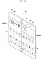 Foldable Galaxy X schematics