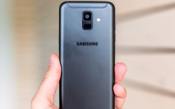 Samsung Galaxy A6 (2018) in for review