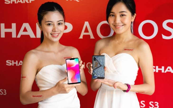Sharp Aquos S3 High Edition arrives with wireless charging