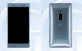 Sony Xperia XZ2 Premium appears on TENAA with photos