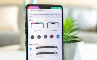 OnePlus 6 and LG G7 ThinQ hiding their notch