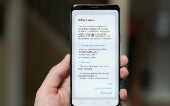 US unlocked Galaxy S9 and S9+ get a security update after three months