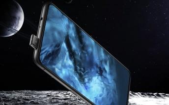 vivo NEX S announced - in-display fingerprint and 91% screen-to-body ratio