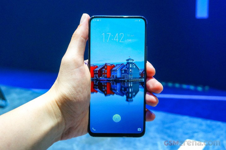 Vivo NEX is what you wanted the iPhone X to be