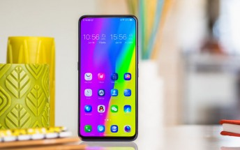 vivo NEX S in for review