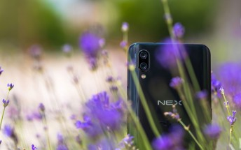 vivo NEX goes global this month