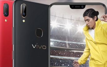 vivo V9 6GB with Snapdragon 660 SoC launched