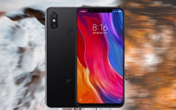 Xiaomi MI 8 goes global, now available in France and Russia