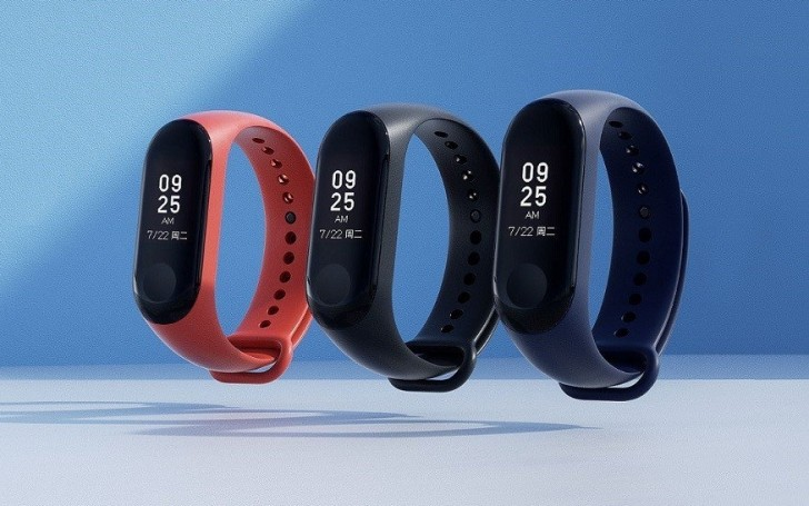 Xiaomi ships 1 million Mi Band 3 in 17 days