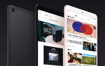 Xiaomi Mi Pad 4 starts receiving Global MIUI 10
