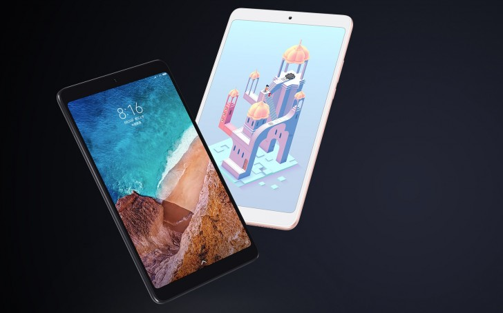 Xiaomi Mi Pad 4 arrives with LTE for $230