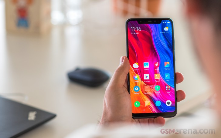 Analyzing the Xiaomi Mi 8 performance 1