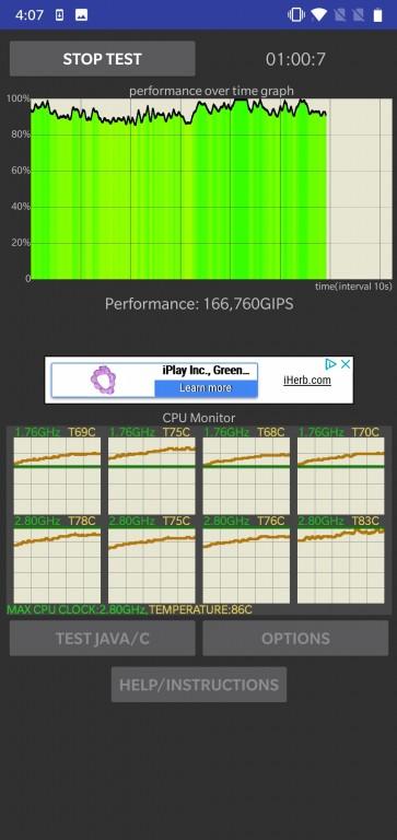 Under the microscope: Analyzing the Xiaomi Mi 8 performance