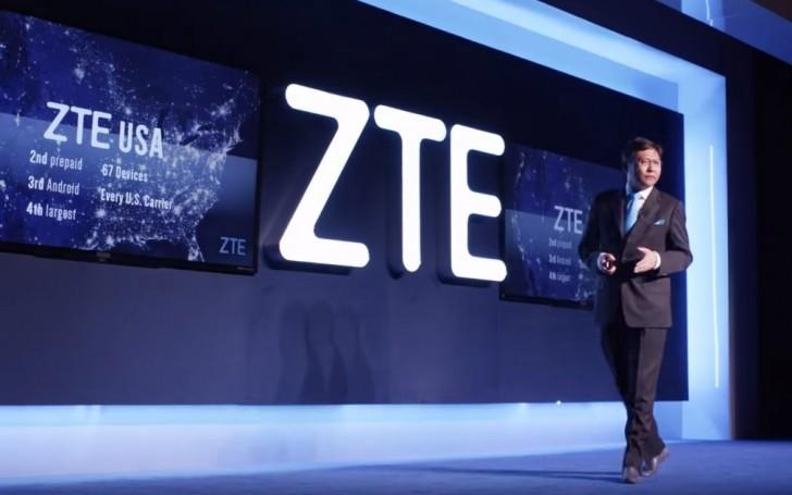 US Senate votes to ban ZTE